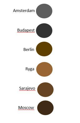 BRWI barwniki